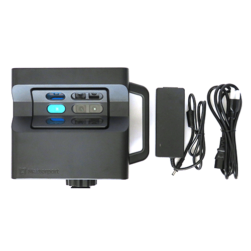 Matterport Pro2 3D Cameraセット内容