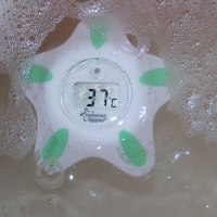 Review: Tommee Tippee Bath and Room Thermometer