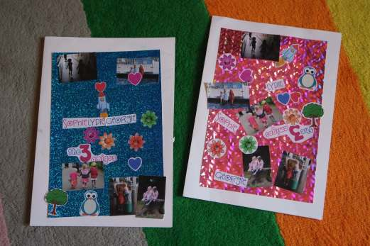Cards for Sophie