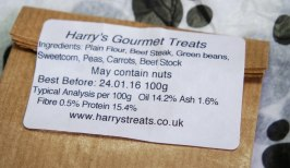 Barking Rad Box - Harry's Treats Gourmet Sunday Roast