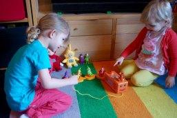 Tubby Custard Machine - new Tellytubbies toy