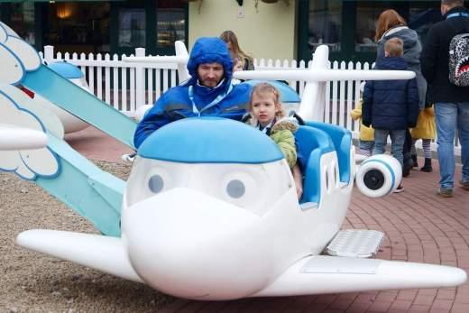 Jeremy Jet's Flying Academy - Thomas Land at Drayton Manor