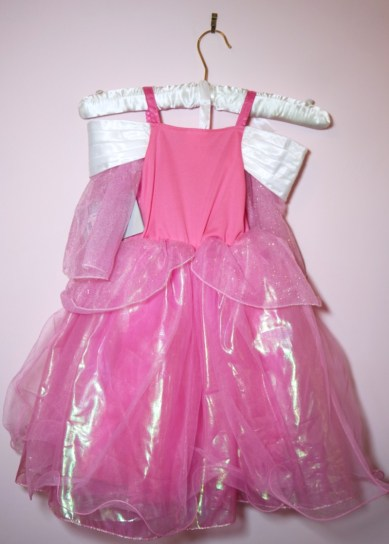 Disney Store Sleeping Beauty dress - back