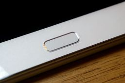 Huawei MediPad fingerprint sensor