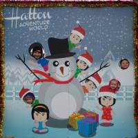 Enchanted Christmas Kingdom at Hatton Adventure World - 2016