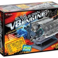 WIN a Haynes Build Your Own V8 Engine!
