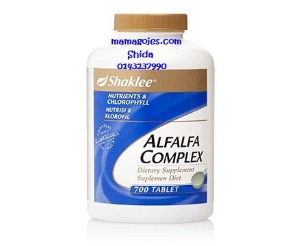 Alfalfa Complex-mamagojes