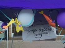 Mama Gracie's Booth