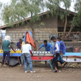 Table Football in Ethiopia