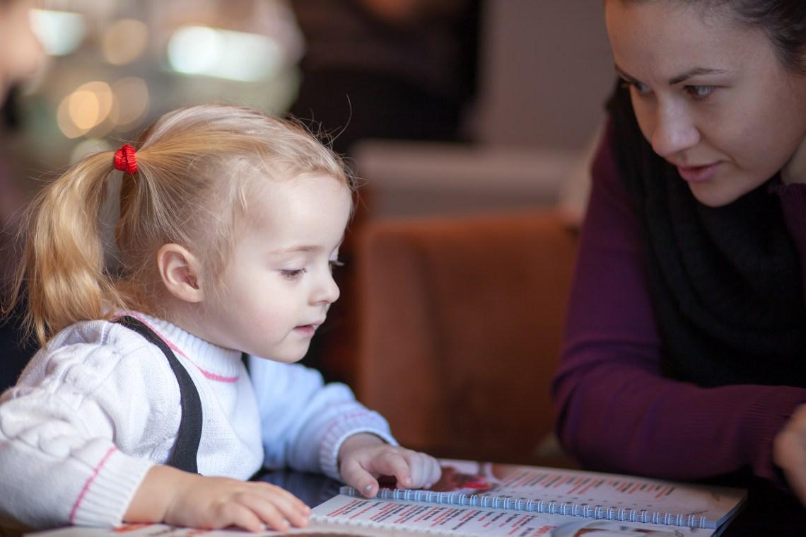 嬰幼兒「閱讀」是怎麼開始?| MAMAGREENIA媽媽跟妳的教育空間