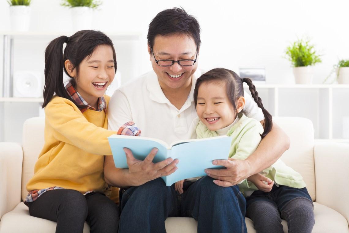 鼓勵孩子主動參與閱讀 | MAMAGREENIA媽媽跟妳的教育空間