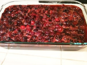 Traditional Cranberry Relish