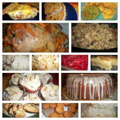 Thanksgiving 2012 Recap