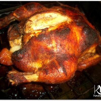 """Rotisserie Style"" Baked Chicken"