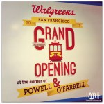 Come get to know the newest Flagship Walgreens store in San Francisco! #SFWAG