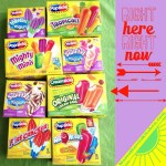 Fun with Popsicles, and a GIVEAWAY!