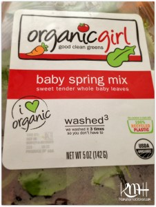 #shop Save Mart #FreshFinds Organic Girl Spring Mix 2.1