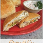 Chorizo & Egg Breakfast Pockets: Behind the Scenes at Pillsbury