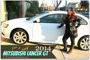 2014 Mitsubishi Lancer GT Review