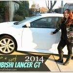 2014 Mitsubishi Lancer GT Review