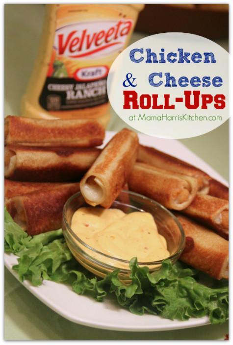 #ad Tyson #SuperMoments chicken cheese roll ups #cbias 9