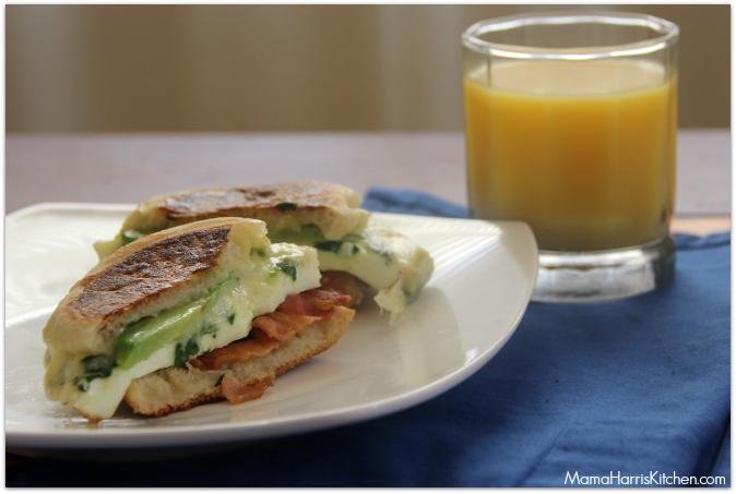 Egg White Breakfast Sandwich