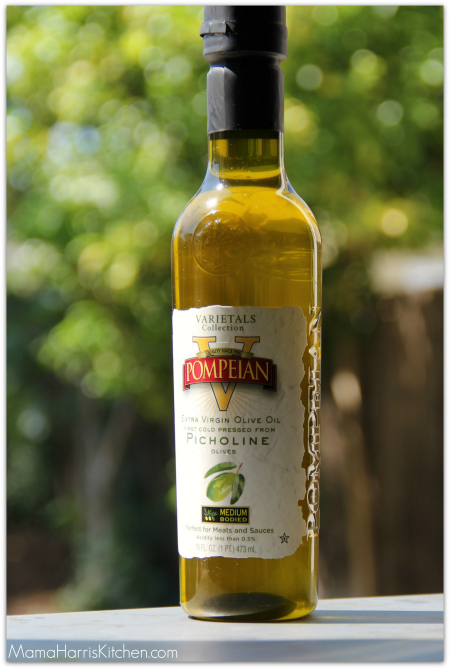Pompeian Picholine Varietal Extra Virgin Olive Oil