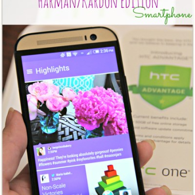 My Review of the Sprint HTC One (M8) Harman/Kardon Edition