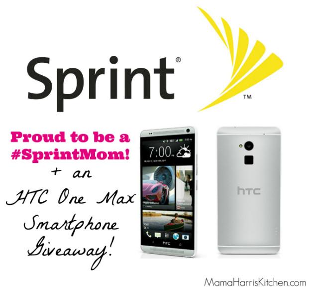 Sprint HTC One Max