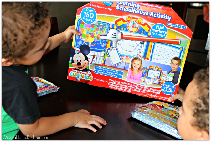 Back to School with Disney Junior