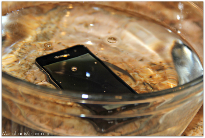 Sprint Kyocera Hydro Vibe waterproof 4G LTE review