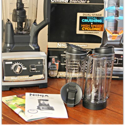 The Ninja Ultima™ Blender Review {GIVEAWAY CLOSED}