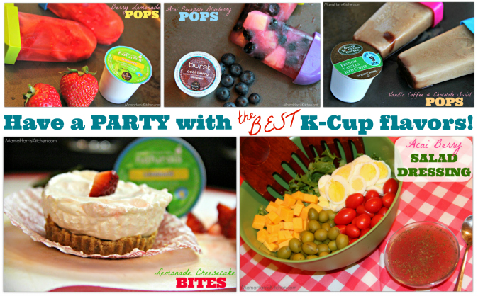Turn the Best K Cup Flavors into a Party!