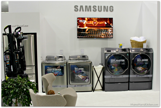 Samsung Chef Collection #MasterYourHome