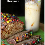 Fun Fall Recipes: Caramel Apple Bread and Milkshakes!