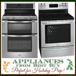 Appliances from Best Buy, Perfect for Holiday Prep!