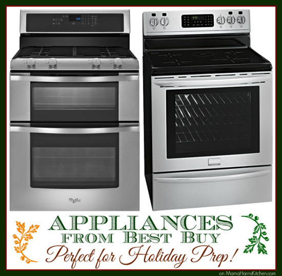 appliances from best buy perfect for #holidayprep - Mama Harris' Kitchen