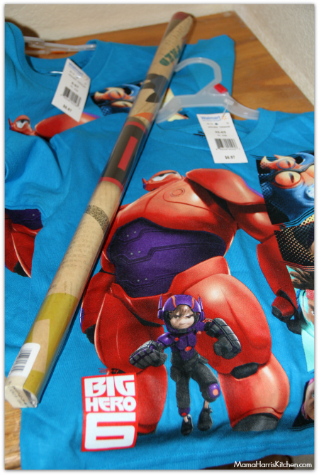Big Hero 6 opens November 7th. Get your merchandise at Walmart! #BigHero6 #shop #cbias - Mama Harris' Kitchen