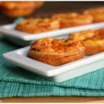 Mini Breakfast Quiche with Hormel Pepperoni