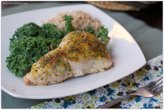 Simply Delicious Baked Boneless Chicken Breast - Mama Harris' Kitchen