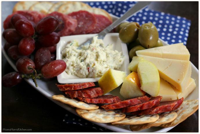 Try an Aperitivo Hour with San Giuseppe Salami #CarpanoAperitivoHour AD | Mama Harris' Kitchen