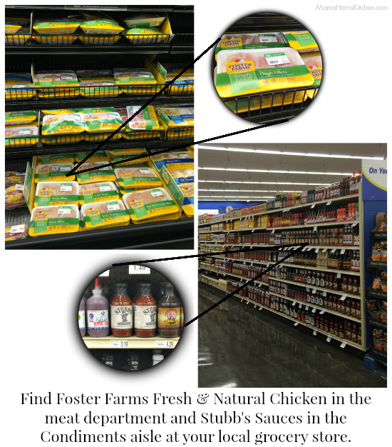 foodmaxx foster farms chicken stubbs sauce 1