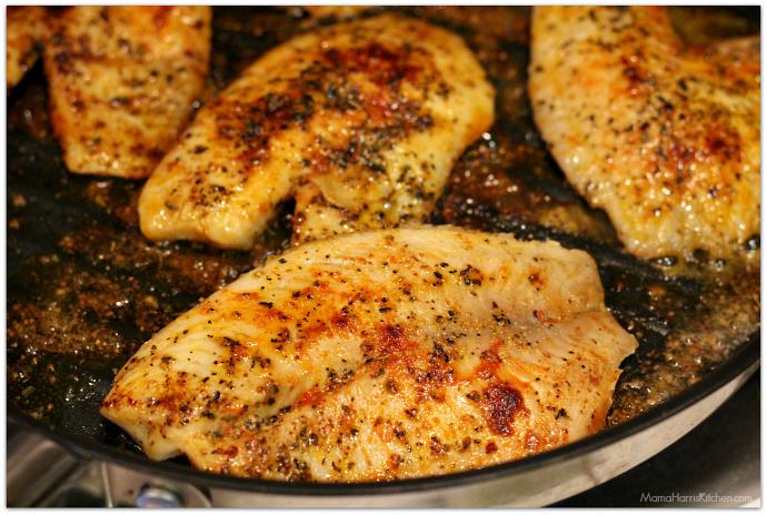 Quick Pan-Fried Tilapia | Mama Harris' Kitchen