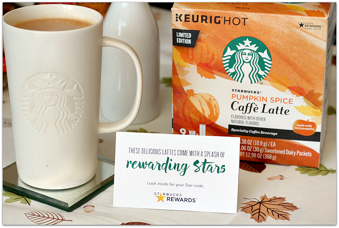 Apple Yogurt Parfaits with Homemade Fall Flavors Granola Starbucks Pumpkin Spice Latte Fall Blend #StarbucksAtHome #SavorEverySip AD | Mama Harris' Kitchen