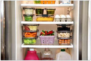 Refrigerator Organization and Meal Planning Tips (FREE Printable!)