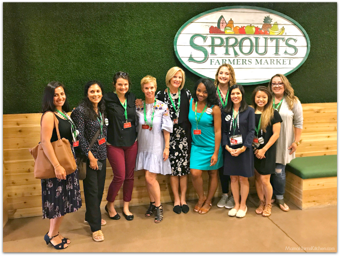Behind the Scenes at Sprouts Farmers Market AD #HelloSprouts   Mama Harris' Kitchen