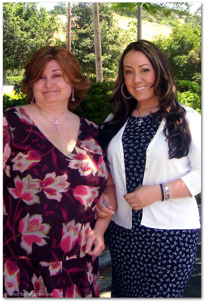 Mama Harris + Mom