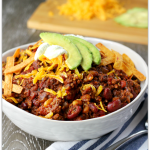 Hearty Instant Pot Chili