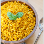 Smoky Turmeric Cauliflower Rice