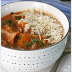 Easy One-Pot Lasagna Soup